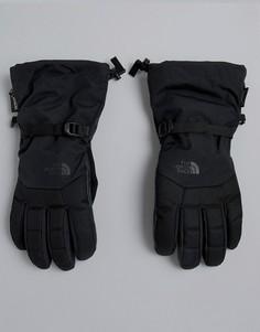 Черные перчатки The North Face Montana Gore-Tex - Черный