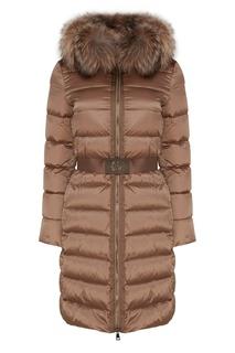 Пуховое пальто Tinuviel Moncler