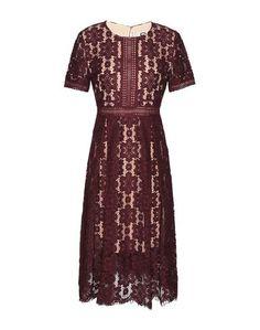 Платье до колена 8 by Yoox