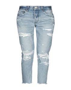 Джинсовые брюки Moussy