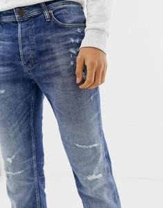 Узкие джинсы Jack & Jones Originals - Синий