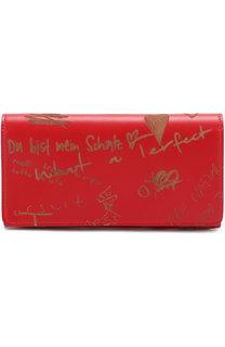 Бумажник с принтом Valentines Day Balenciaga