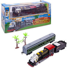 "Железная дорога ABtoys ""Экспресс"", 39х12,1х18,3 см."