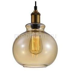 Подвесной светильник OLLA SP1 AMBER Crystal lux