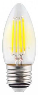 Лампа светодиодная Crystal E27 220В 6Вт 4000K Voltega