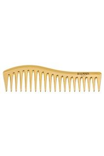 Золотая расческа для укладки ограниченного выпуска Balmain Paris Hair Couture