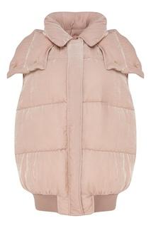 Розовый жилет Stella Mc Cartney