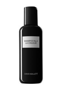 Шампунь для окрашенных волос No.3 LA COULEUR, 250 ml David Mallett