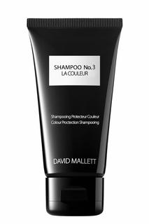 Шампунь для окрашенных волос No.3 LA COULEUR, 50 ml David Mallett