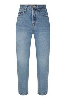 Зауженные голубые джинсы D.O.T.127