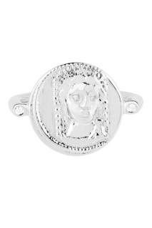 Серебряное кольцо Hera из коллекции Antique Lav`Z