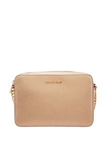 Золотистая сумка Crossbodies Michael Michael Kors