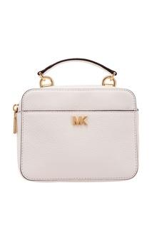 Белая сумка Crossbodies Michael Michael Kors