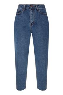 Вареные голубые джинсы D.O.T.127