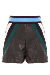 Комбинированные шорты NO KA OI