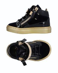 Низкие кеды и кроссовки Giuseppe Zanotti