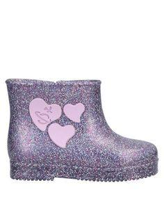 Полусапоги и высокие ботинки Vivienne Westwood Anglomania + Mini Melissa