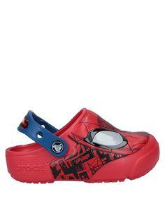 Обувь на шнурках Crocs