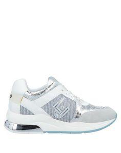 Низкие кеды и кроссовки Liu Jo