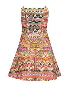 Короткое платье Camilla