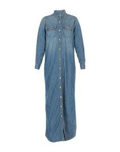 Длинное платье Current/Elliott