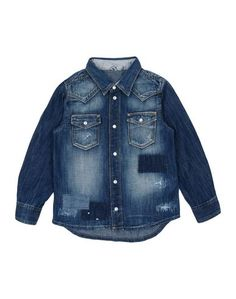 Джинсовая рубашка Mi.Mi.Sol.