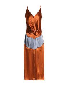 Платье длиной 3/4 Nina Ricci