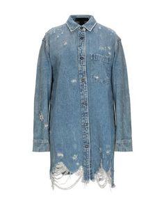 Джинсовая рубашка Alexander Wang