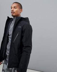 Черная куртка The North Face Descendit - Черный