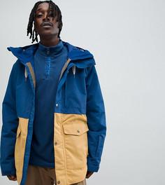 Зимняя куртка Quiksilver Horizon - Синий