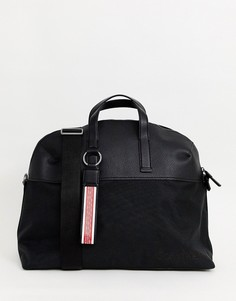 Черная дорожная сумка Calvin Klein - Черный