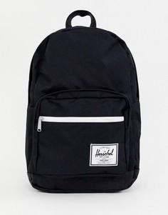 Черный рюкзак вместимостью 22 л Herschel Supply Co Pop Quiz - Черный