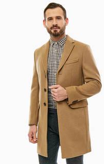 Демисезонное пальто из шерсти Marc Opolo