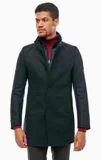 Демисезонное пальто с застежкой на молнию и пуговицы Cinque