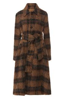 Шерстяное пальто с поясом Acne Studios