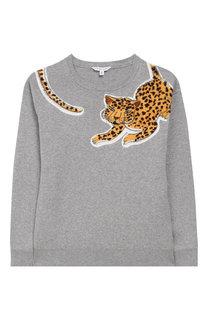 Пуловер из смеси хлопка и кашемира с аппликацией Marc Jacobs