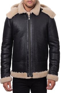 sheepskin coat JACK WILLIAMS