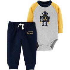 Комплект: Боди и брюки Carters для мальчика