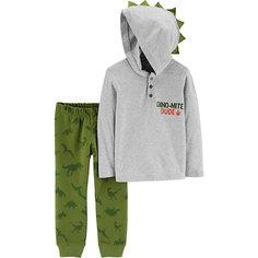 Комплект: Толстовка и брюки Carters для мальчика
