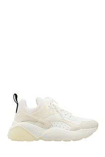 Белые кроссовки Stella Mc Cartney