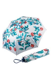 Автоматический зонт с принтом Goroshek