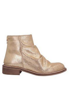 Полусапоги и высокие ботинки Olympia Kane N.Y