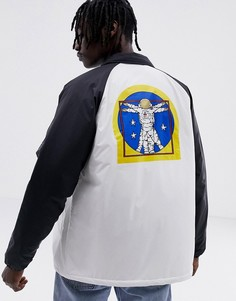 Черная спортивная куртка Vans x Space Voyager Torrey VN0A3HXZWUZ1 - Черный