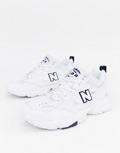 Белые кроссовки New Balance 608 MX608WT - Белый