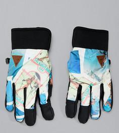Перчатки Quiksilver Method - Мульти