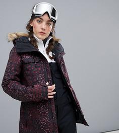 Черная утепленная куртка Volcom Shadow - Черный