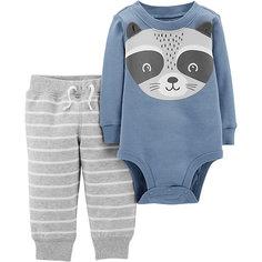 Комплект: Боди и брюки Carters для мальчика Carters