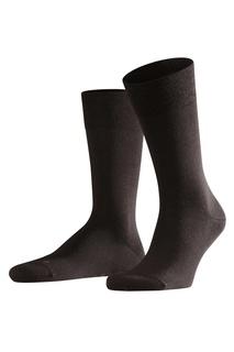 Коричневые носки Sensitive Berlin Falke
