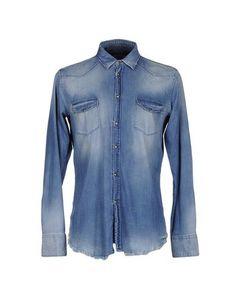 Джинсовая рубашка Messagerie
