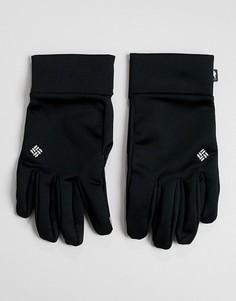 Черные перчатки с технологией Omni-Heat Touch Columbia - Черный